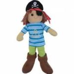 pirate rag doll