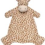 Giraffe comforter