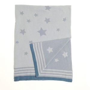 Zippy Blue Blanket