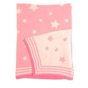 Zippy Pink Blanket